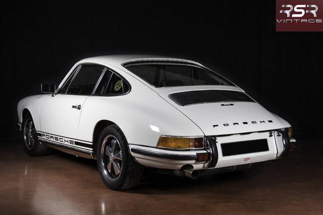 Shooting Porsche 911S
