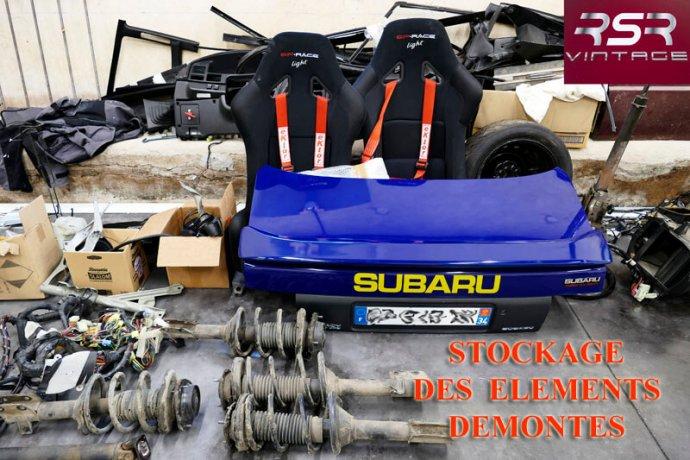SUBARU Legacy 4x4 Turbo